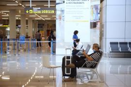 Los test rápidos podrían usarse para el control de pasajeros