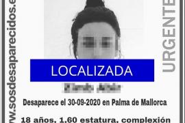 Aparecen en buen estado los dos últimos jóvenes desaparecidos esta semana en Palma