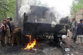 Militares alemanes matan por error a cinco soldados afganos