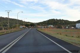 Sant Antoni solicita al Consell de Ibiza la mejora en la seguridad de varios tramos en el municipio
