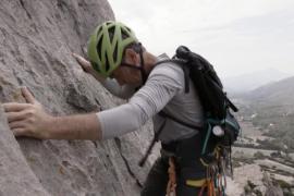 Los hermanos Pou escalan con Fernando Simón en Mallorca