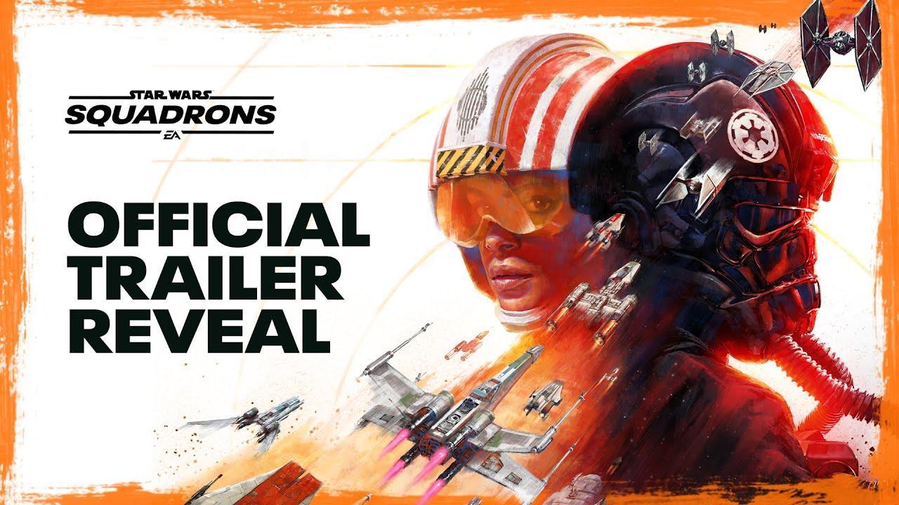 ¡Pilotos de la galaxia! 'Star Wars Squadrons', ya disponible