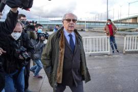 Rato abandona la prisión de Soto del Real
