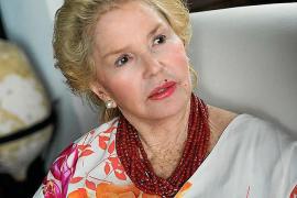 Fallece Mercedes Herrera, la última gran dama de Formentor