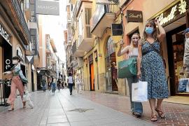 El gasto de los visitantes cae en más de 9.500 millones en Baleares