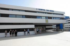 Imagen de archivo del hospital Can Misses este pasado verano