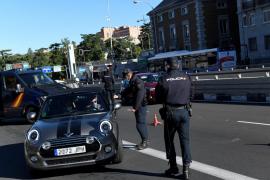 Normalidad durante las primeras horas de las nuevas restricciones en Madrid