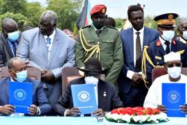 La UE aplaude la firma del acuerdo de paz en Sudán