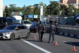La Audiencia Nacional admite a trámite el recurso de la Comunidad de Madrid contra las medidas del Gobierno