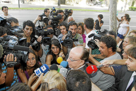 Ruiz-Mateos rectifica a medias y dice que «no sabía ni lo que decía» ante la jueza de Palma