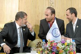 Siria abandona la cumbre de Teherán por las críticas del presidente egipcio