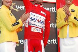 'Purito' refuerza el maillot rojo