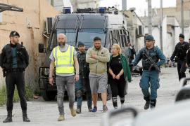 Piden 494 años de cárcel a los principales clanes de Son Banya por tráfico de droga