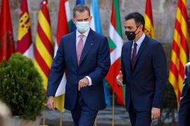 El Rey y Sánchez asistirán este viernes en Barcelona a un acto económico