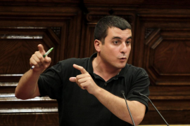 Arrufat (CUP), acusado de agresión sexual, evita aclarar su caso