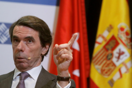 ¿Qué votaría José María Aznar en la moción de censura de Vox al Gobierno de coalición?
