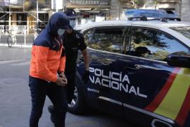 El acusado de atropellar a cuatro jóvenes en s'Arenal alega que fue sin querer
