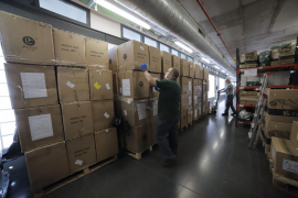 EI IbSalut destina 16,6 millones a la compra de material sanitario frente a la COVID-19