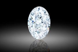 Subastan un diamante «perfecto» de 102 quilates por 11,4 millones de euros