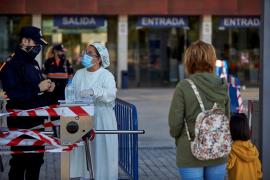 Las cifras del coronavirus en España a 5 de octubre