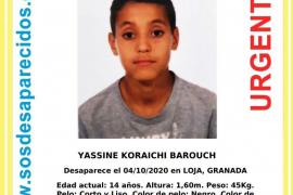 Buscan a un menor desaparecido en Loja (Granada)