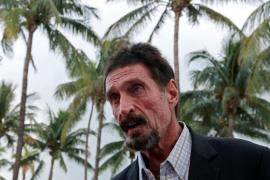 Detenido en España John Mcafee, creador del famoso antivirus
