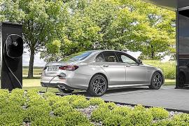 Mercedes comercializa en España la nueva Clase E