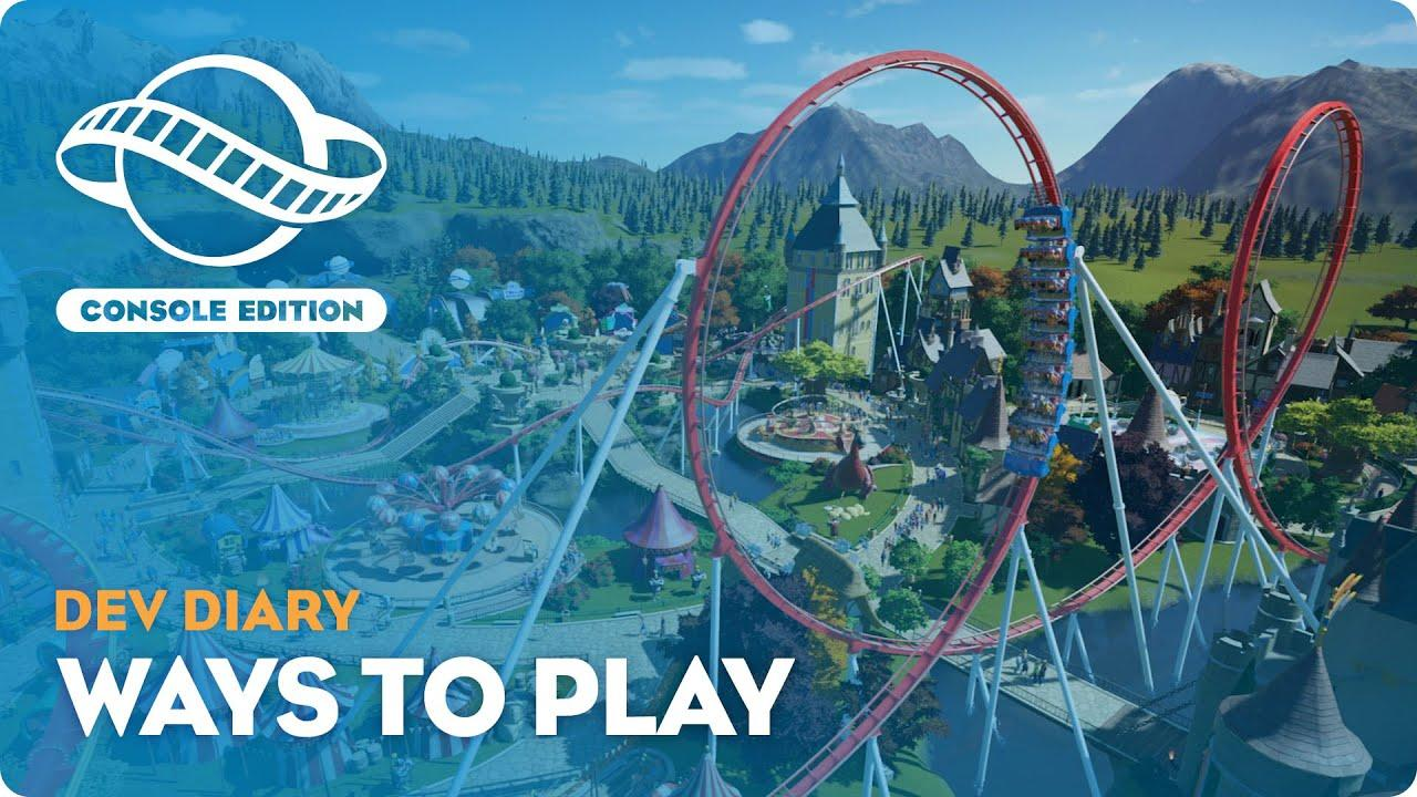 Diario de desarrollo de 'Planet Coaster: Console Edition Dev#2'