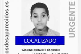 Aparece en buen estado en Sevilla el adolescente de Loja al que se daba por desaparecido