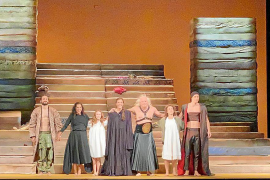 'Clitemnestra' en el Teatre Principal