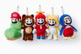 Nintendo celebra el 35 aniversario de Mario con una colección exclusiva de merchandising