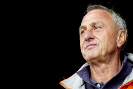Johan Cruyff tendrá su propio musical