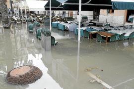 Miles de euros bajo el agua
