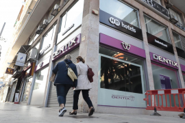 Miles de afectados por la quiebra del grupo Dentix en Mallorca