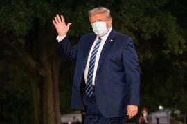 Trump compara la COVID-19 con la gripe en una publicación que es sancionada por Twitter