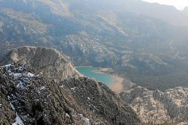 El Consell de Mallorca destina 2 millones a reforzar el talud que sostiene la carretera del Gorg Blau