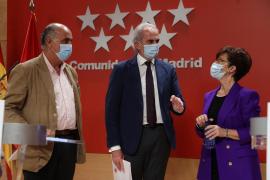 Madrid pide a Sanidad que retire la orden que impone las restricciones