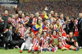 Falcao corona al Atlético en Europa