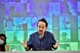 El juez del 'caso Dina' pide al Supremo que investigue a Pablo Iglesias por tres delitos