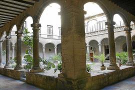 Dos siglos de historia artillera en el centro de Palma