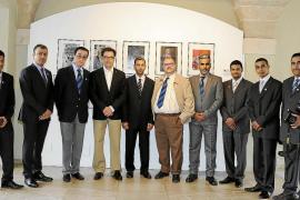 Fotógrafos de Omán recogen premios internacionales en La Misericòrdia