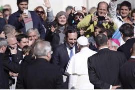 Gilet le recuerda a Bauzá su vista al Papa: «Tempus fugit»