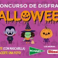 Noveno concurso de disfraces de Halloween