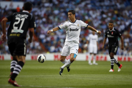 Cristiano da el primer triunfo a un equipo que busca motivaciones