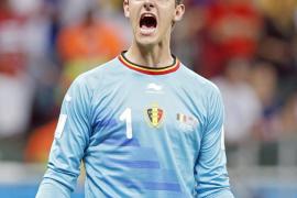 Thibaut Courtois, «no apto» para Bélgica