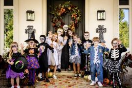 Bases del noveno Concurso de Disfraces de Halloween