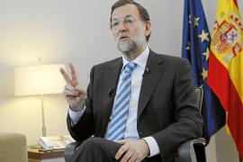 Rajoy: «La realidad es lo que me ha impedido cumplir mi programa electoral»