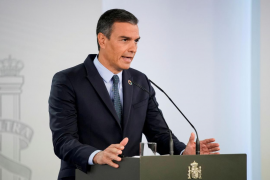 Sánchez no descarta el estado de alarma en Madrid