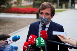 El alcalde de Madrid, José Luis Martínez Almeida