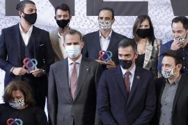 El Rey pide demostrar una «imagen de unidad» de España que dé un entorno estable a las empresas